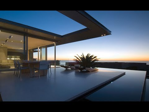 First Crescent Stunning Vacation House in South Africa | Campus Bay, South Africa | HD