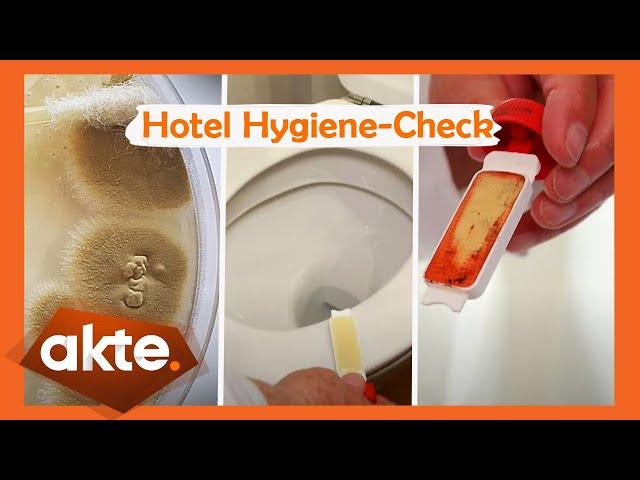 Großer SCHOCK oder doch nichts dran? Sauberkeit in Hotelzimmern auf Mallorca   Akte   SAT.1