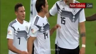 Länderspiel Deutschland vs Peru 2:1