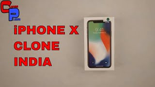 iPhone X CLONE INDIA I FULL REVIEW