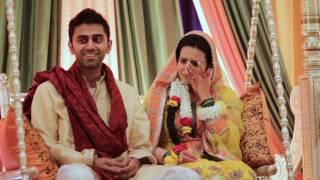 Salman + Arooj - Next Day Edit