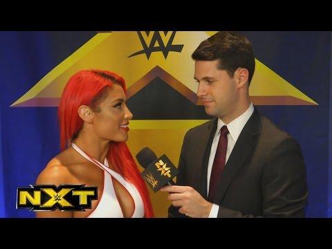 Eva Marie über Die Reaktionen Des NXT-Universums: WWE.com Exclusive – 4. November 2015