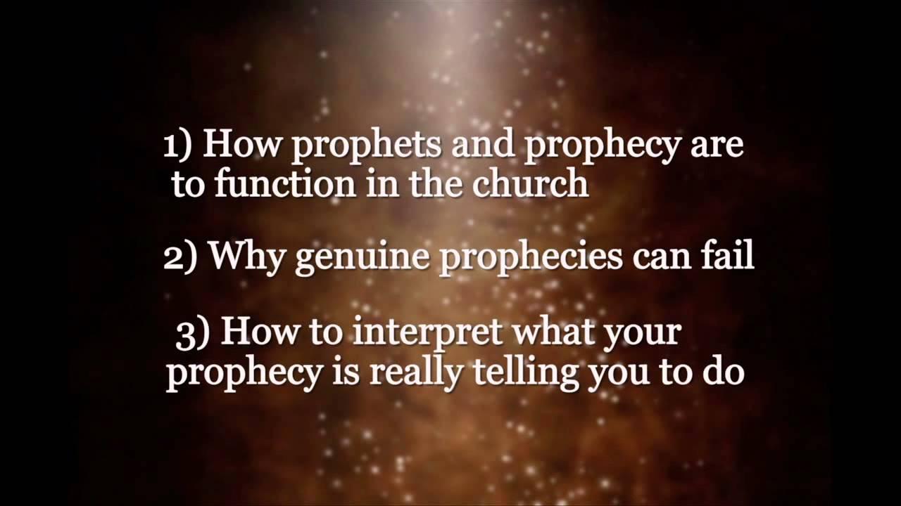 prophetcentral: The Prophet's Mantle