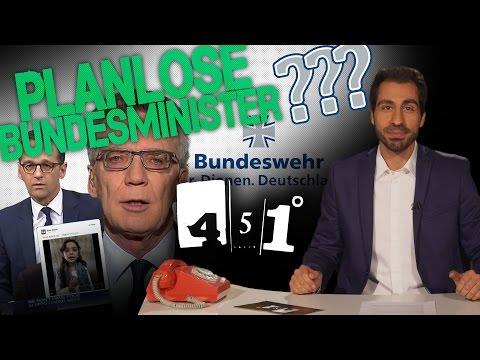 451Grad || Minister ohne Plan | Deutsche Bundeswehr auf Tour || 22
