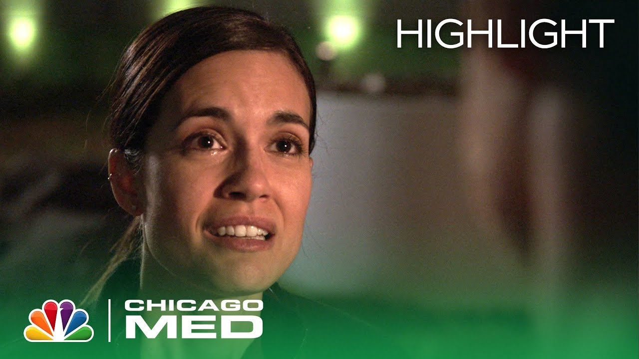 Download Manning Tells Halstead That She Remembers the Night of the Accident - Chicago Med