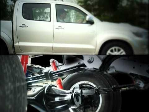 Toyota Hilux Vigo Champ