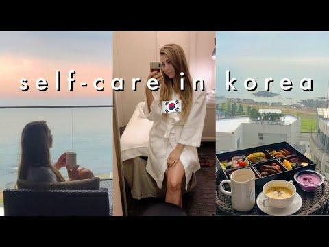 ULTIMATE SELF-CARE Week In KOREA 🇰🇷🛀✨best Clinics In BUSAN!