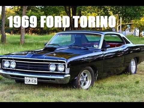 My  Ford Torino