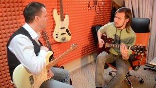 Обучение игре на гитаре в Тюмени