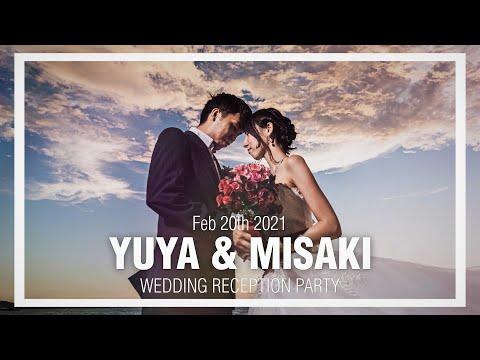 【結婚式 オープニングムービー】 アップテンポの曲とドラマチックな雰囲気がワクワクを演出|IT'S AMAZING|実例 京都府 M様|MOVOX