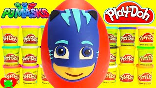 PJ Masks Catboy Play Doh Surprise Egg