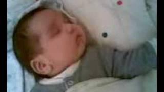 baby snoring baris