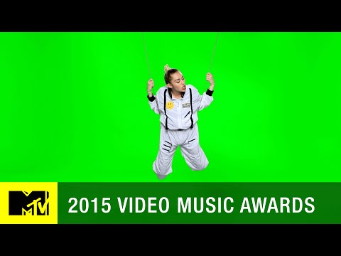 Miley's Bleepin' Ready For The VMAs | MTV VMA 2015