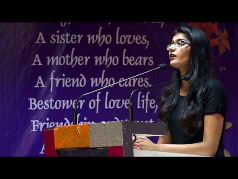 Indian Tradition VS. Modernity (Aarti Raghav - The Motivational Speaker)