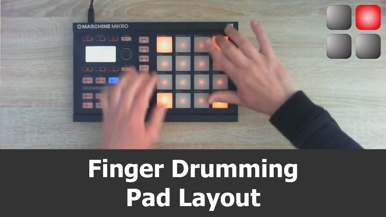 how to make finger work best on touchpad