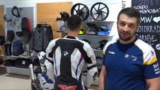 Обзор мото комбинезона с Airbag BMW Motorrad DoubleR Race Air(, 2015-04-08T06:31:56.000Z)