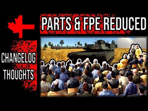War Thunder - Changelog Thoughts - Parts and FPE Costs Reduced