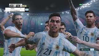 [EN VIVO] Argentina vs. Colombia | Copa América 2021 - Semifinal