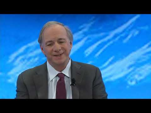 Ray Dalio: We look at China, Europe, US, we will be in a slowing economic environment