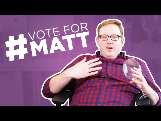 Reasons You Should Vote For Matt For A People's Choice Award