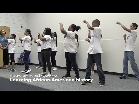 Learning African-American history through the arts