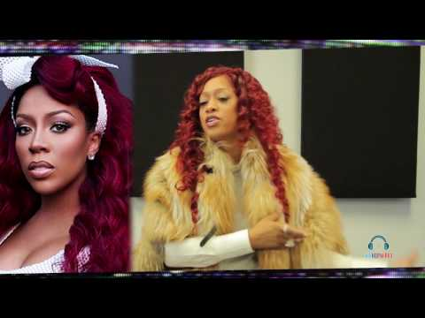 Trina Speaks on Working with Rico Love & K. Michelle For New Album