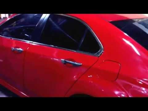 Honda Accord VIII - защита от угона и реализация автозапуска