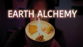 Earth Alchemy, Support the Earth and Allow the Earth to Support You, ASMR Reiki