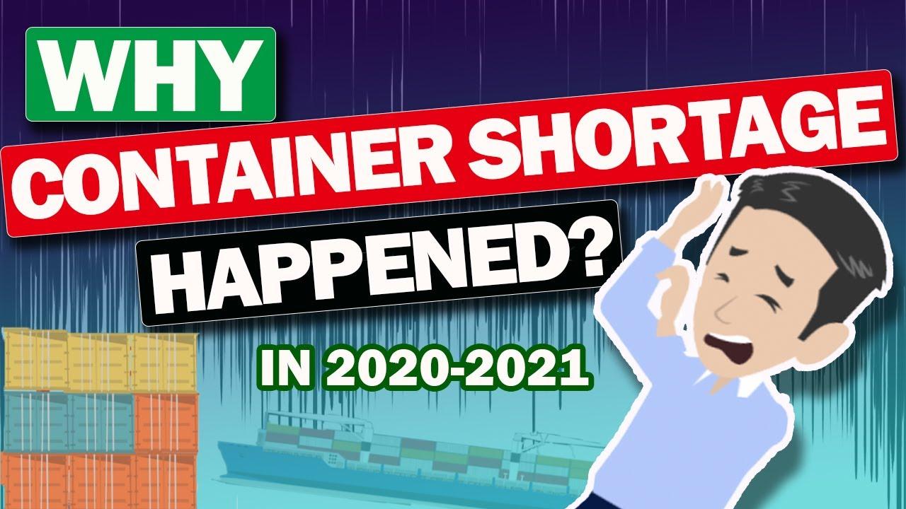 Warum steigen die Containerpreise so drastisch und so schnell?