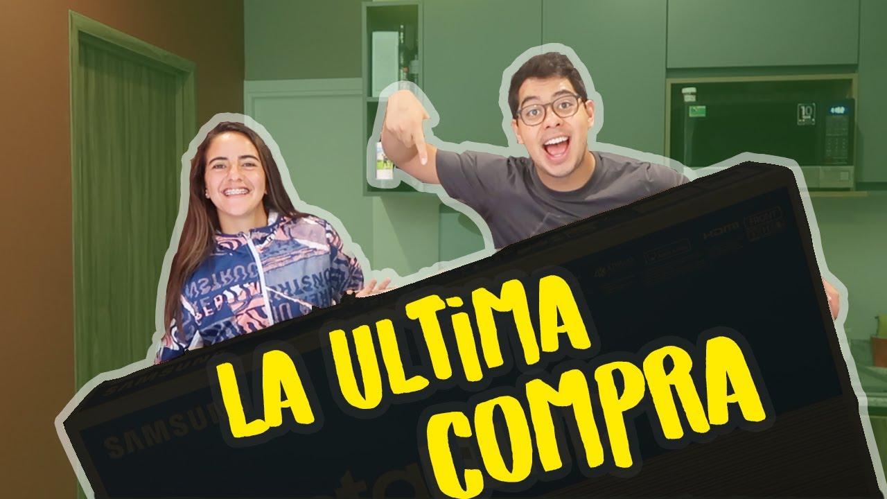YA ESTA LISTO EL DEPARTAMENTO - SERGIO & DANI