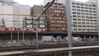 『JRの駅なのに東武の駅みたいww』~品川駅6番線 東上Dメロディー~