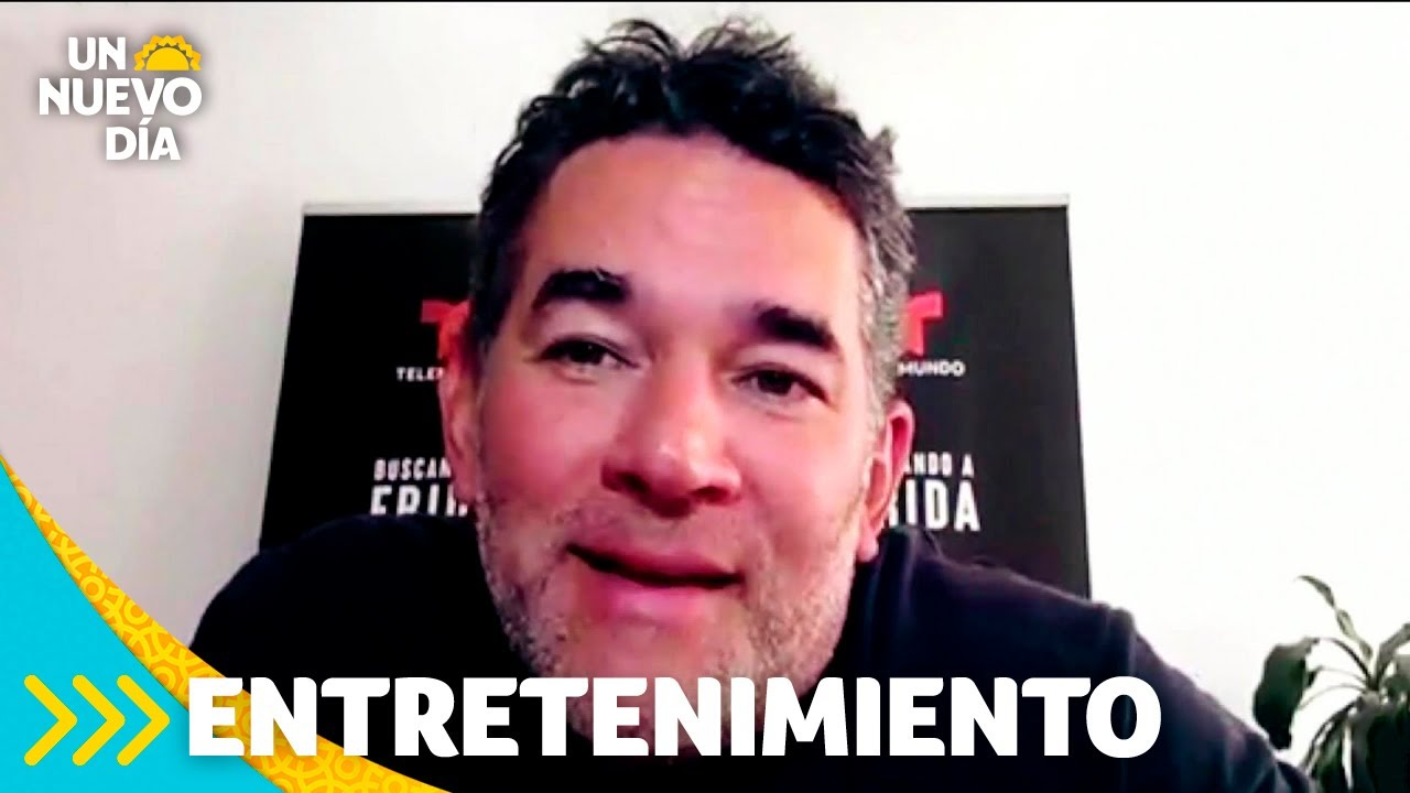 Buscando a Frida: Eduardo Santamarina habla de su rol | Un Nuevo Día | Telemundo