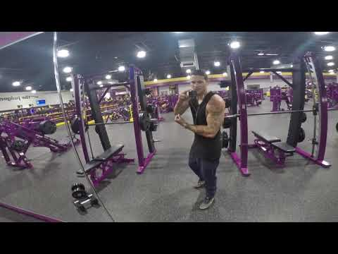 Truckers Life| Gym Workout on the Road|