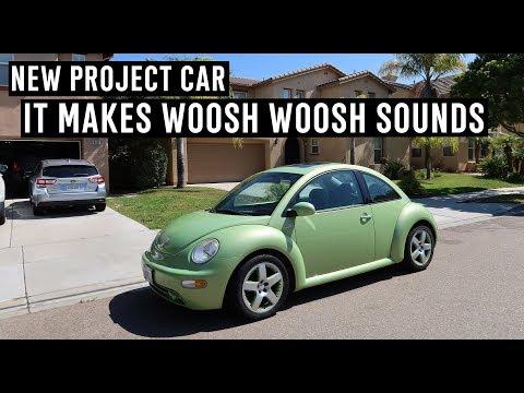 New Turbo Project : 2003 Volkswagen Beetle 1.8T