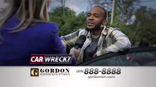 Car Accident| How Easy Was it To Get Gordon?