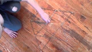 Wire sculpture slideshow
