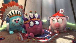 Симулянты - Смешарики. Новые приключения |Мультфильмы для детей