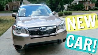 NEW CAR! | SISTER SUMMER
