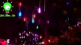 đèn led sao băng Thiên Mã