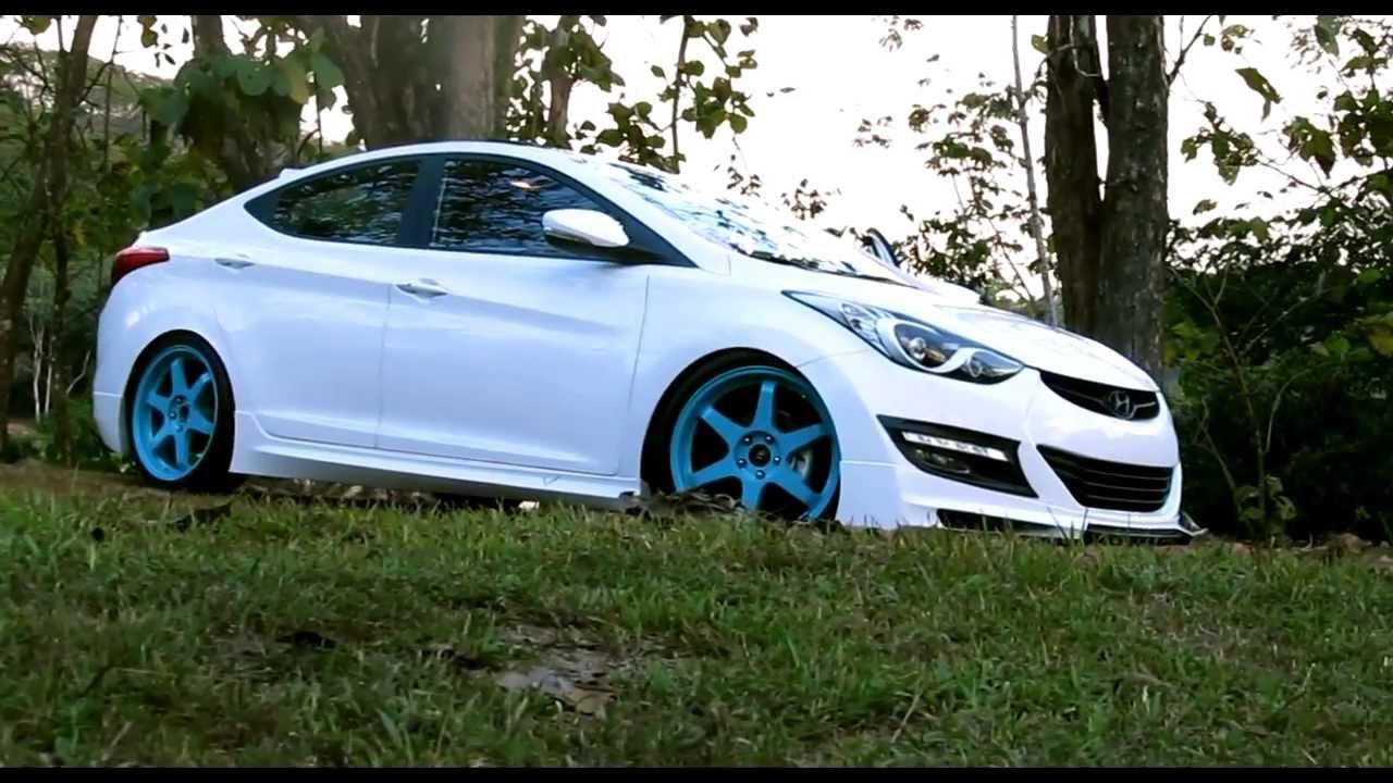 Hyundai Avante Panama Simmons Kdm Youtube