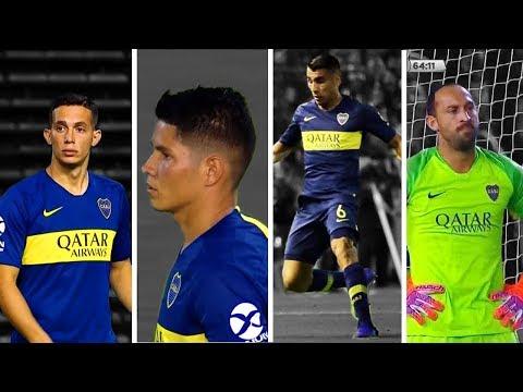 Asi jugaron los refuerzos de Boca 🤔 | Marcone, Junior Alonso, Campuzano y Diaz