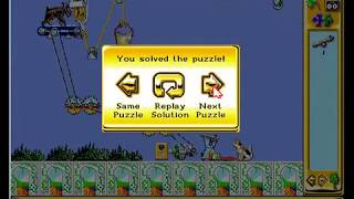 The Incredible Machine 2 (TIM 2) Solutions - Part 2 : Easy Puzzles