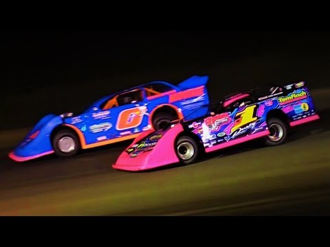 8-30-19 Late Model Feature I-96 Speedway