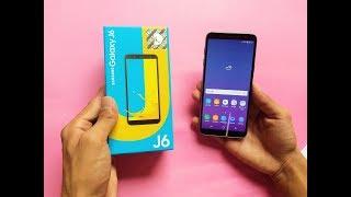 Samsung Galaxy J6 2018 (Lavander) - Unboxing & First Look - in full HD