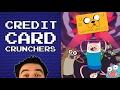 Cartoon Network's Credit Card Crunchers! VIDEO GAME OBLITERATOR DOT BIZ