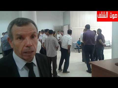 مدير الجامعة لـ صوت الشلف :  كل الظروف مهيأة لإستقبال الطلبة الجدد بالشلف