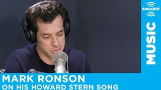 Mark Ronson Gives Update on New Song with Howard Stern, HAIM & Ezra Koenig