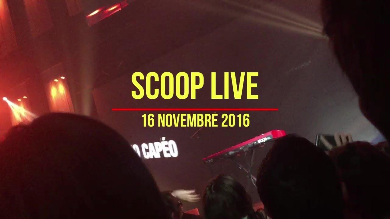 Scoop Live A A L Amphitheatre Salle 3000 De Lyon Youtube