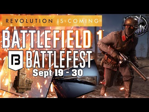 Battlefield 1 In The Name Of The Tsar Free Trial | Battlefest Revolution