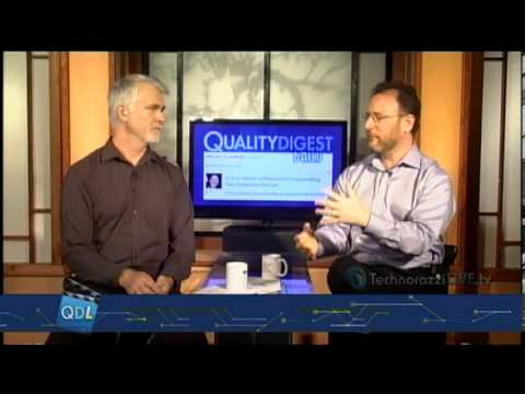Quality Digest LIVE, April 5, 2013 - Dancing Robots, Moving Dinosaurs